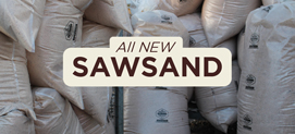 The 7 reasons to use our SAWSAND revealed.