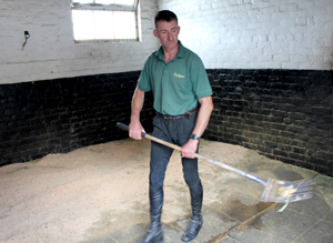 How to muck out a stable